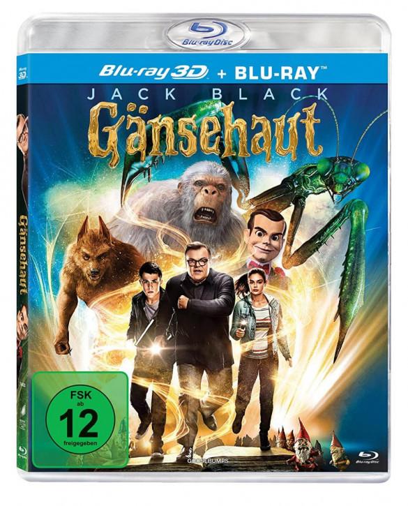 Gänsehaut [3D Blu-ray]