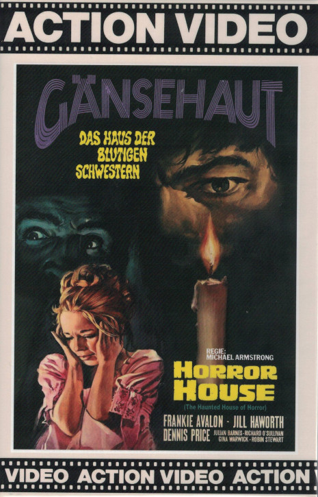 Gänsehaut - The Haunted House of Horror - grosse Hartbox - Messe X Edition [Blu-ray]