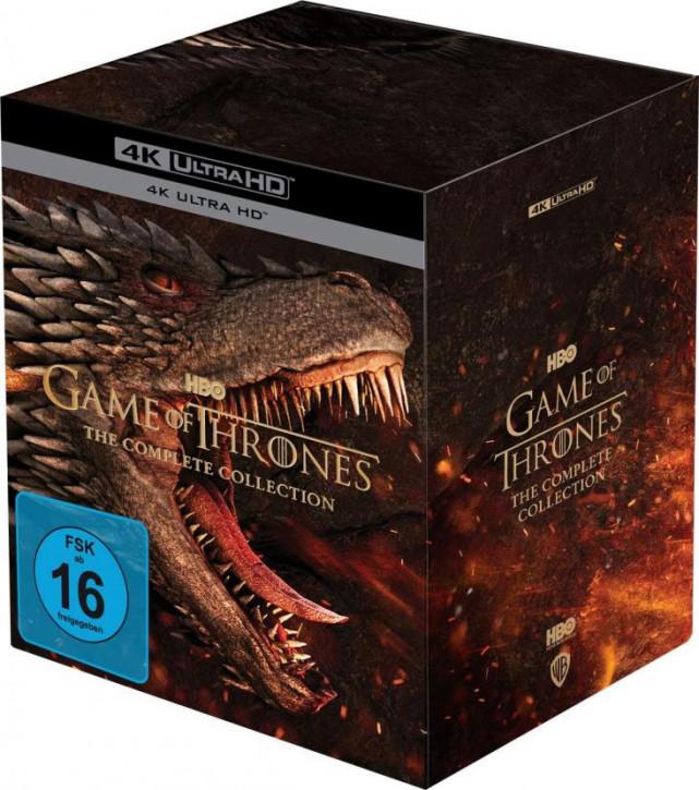 Game Of Thrones - Box Set [4K UHD]