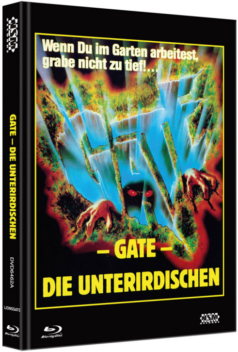 The Gate - Limited Collector's Edition - Cover A [Blu-ray+DVD]