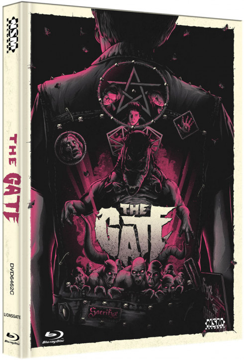 The Gate - Limited Collector's Edition - Cover C [Blu-ray+DVD]