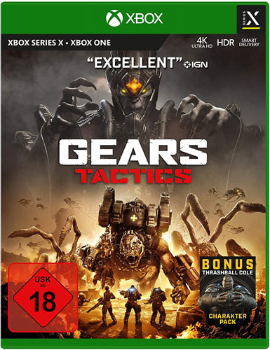 Gears Tactics [Xbox One/Series X]