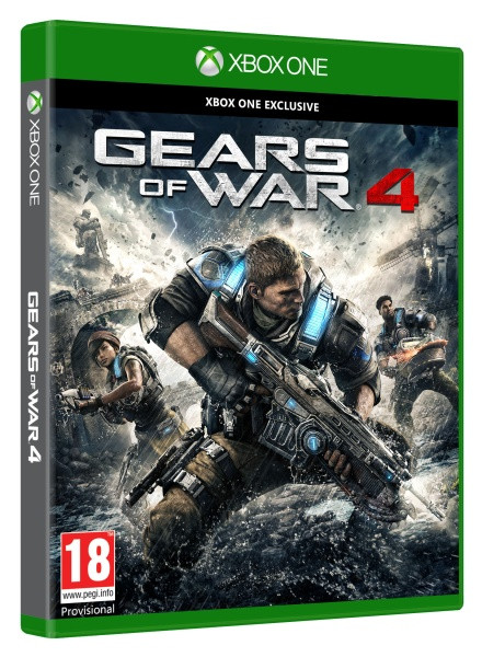 Gears of War 4 (AT-Pegi) [Xbox One]