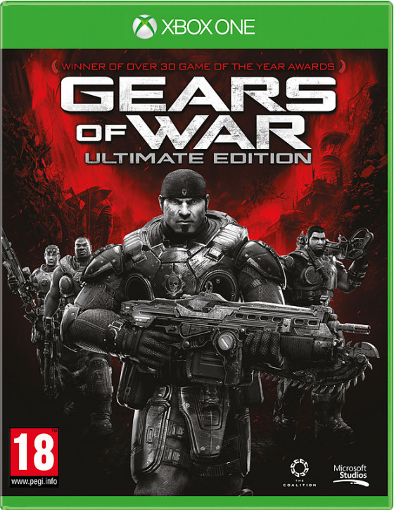 Gears Of War - Ultimate Edition (AT-Pegi) [Xbox One]