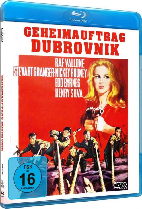 Geheimauftrag Dubrovnik [Blu-ray]