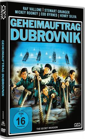 Geheimauftrag Dubrovnik [DVD]