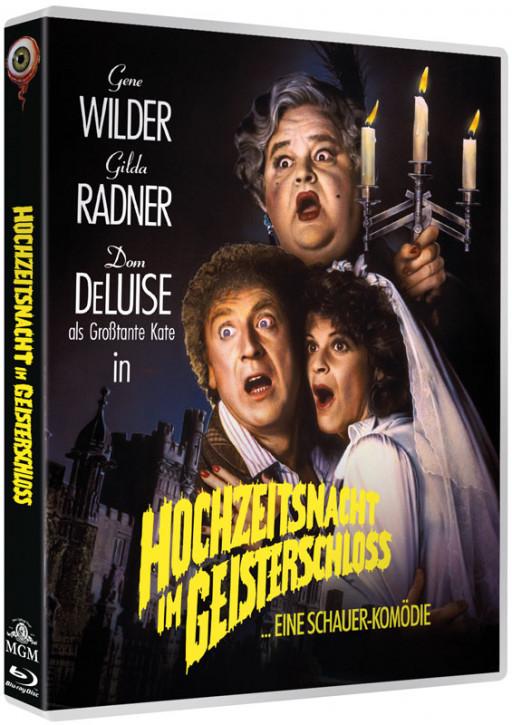 Hochzeitsnacht im Geisterschloss (35th Anniversary Edition) [Blu-ray+DVD]