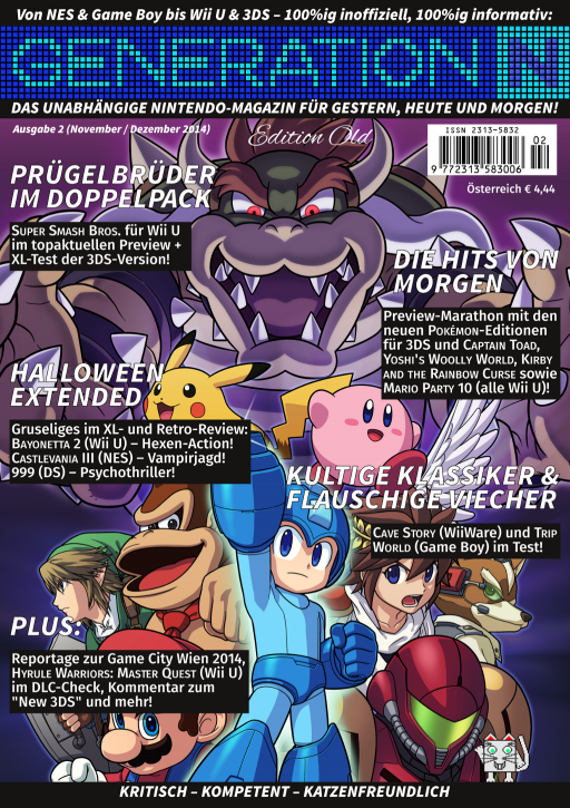 Generation N # 2 (November/Dezember 2014)