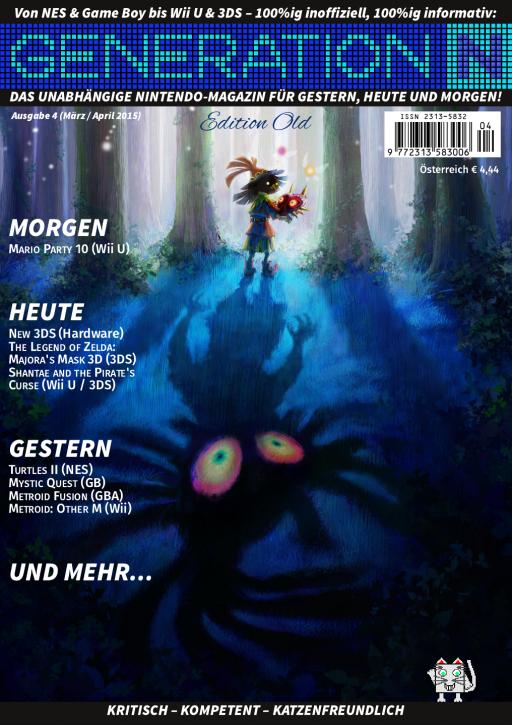 Generation N # 4 (März/April 2015)