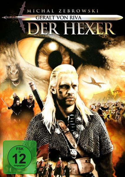 Geralt von Riva - Der Hexer [DVD]