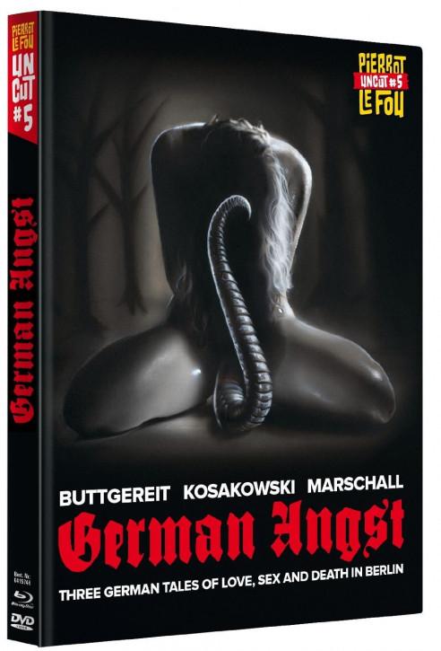 German Angst - Pierrot Le Fou Uncut #5 [Blu-ray+DVD]