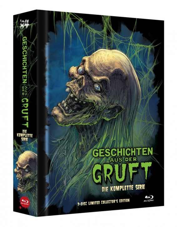Geschichten aus der Gruft - Limited Collectors Edition Mediabook - Cover C [SD on Blu-ray]