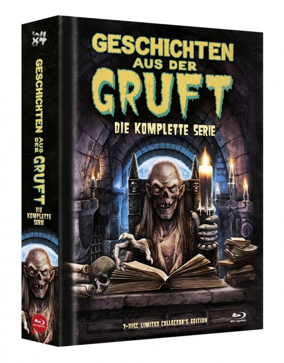 Geschichten aus der Gruft - Limited Collectors Edition Mediabook - Cover D [SD on Blu-ray]
