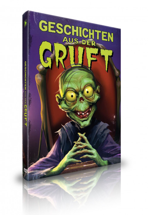 Geschichten aus der Gruft (Tales from the Cryptkeeper) - Gesamtedition - Limited Mediabook - Cover A [DVD]