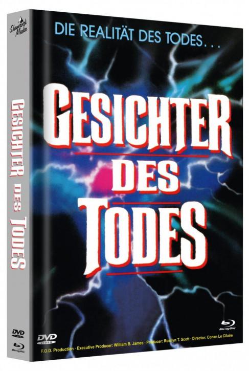Gesichter des Todes - Mediabook - Cover B [Blu-ray+DVD]