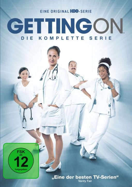 Getting On - Die komplette Serie [DVD]