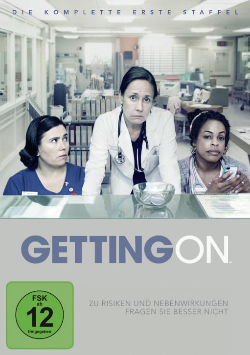 Getting On - Die komplette erste Staffel [DVD]
