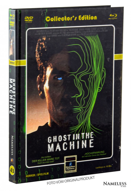 Ghost in the Machine - Limited Mediabook - Cover C [Blu-ray+DVD]