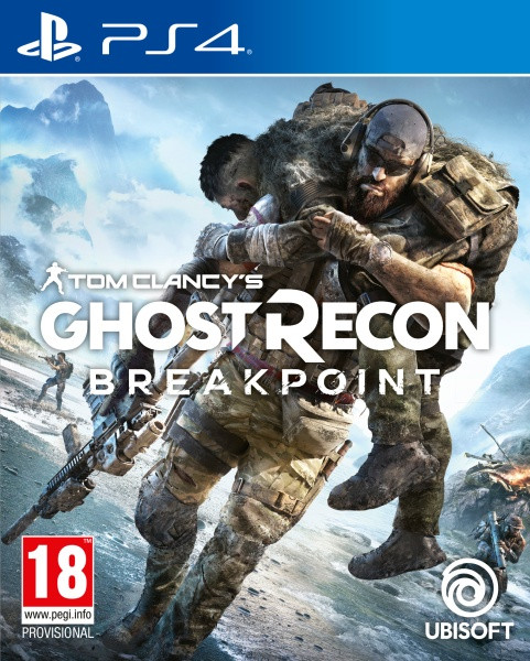 Tom Clancy's Ghost Recon Breakpoint [PS4]