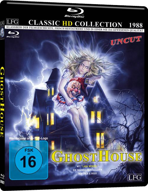 Ghosthouse (Classic HD Collection #1) [Blu-ray]