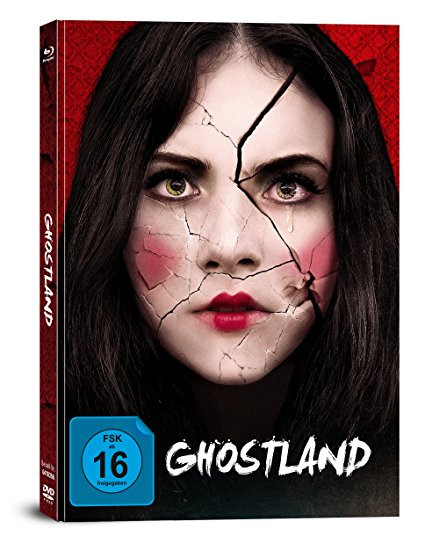 Ghostland - Limited Collectors Edition [Blu-ray+DVD]