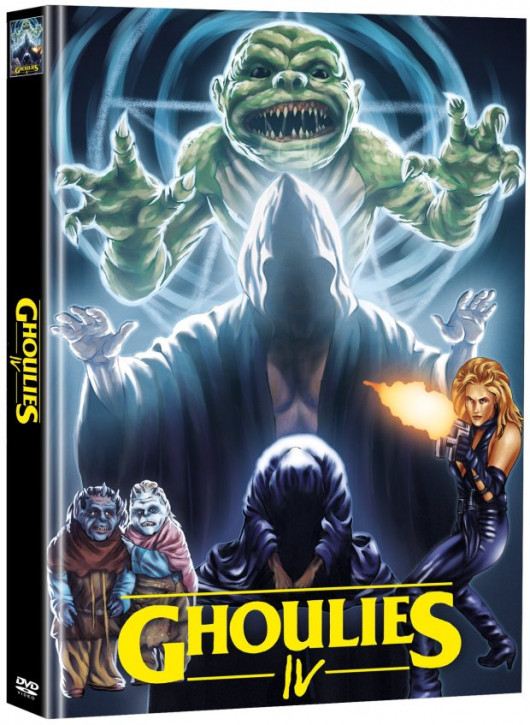 Ghoulies IV - Limited Mediabook Edition (Super Spooky Stories #45) [DVD]