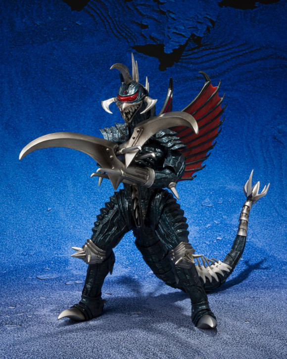 Godzilla: Final Wars - S.H. MonsterArts Actionfigur - Gigan (2004)