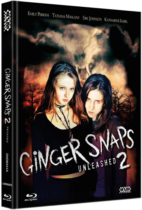 Ginger Snaps 2 - Limited Collector's Edition - Cover A [Bluray+DVD]