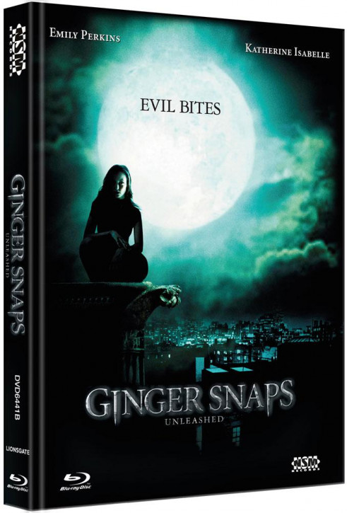 Ginger Snaps 2 - Limited Collector's Edition - Cover B [Bluray+DVD]
