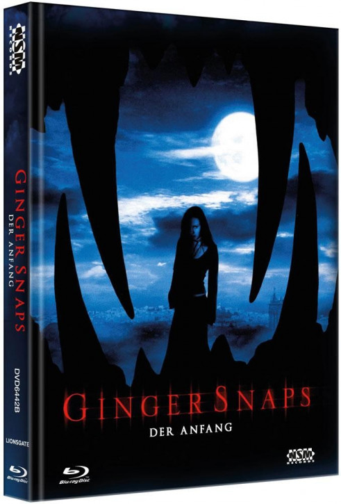 Ginger Snaps 3 - Limited Collector's Edition - Cover B [Bluray+DVD]