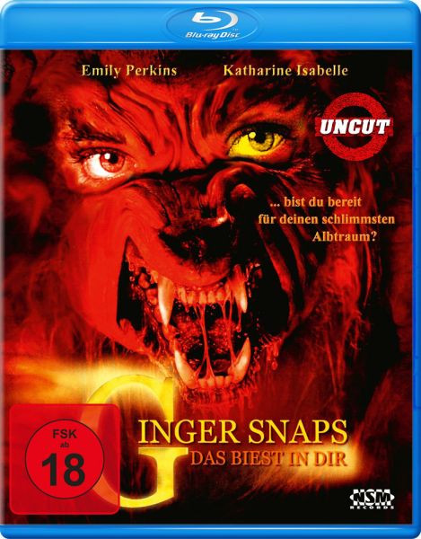 Ginger Snaps [Blu-ray]