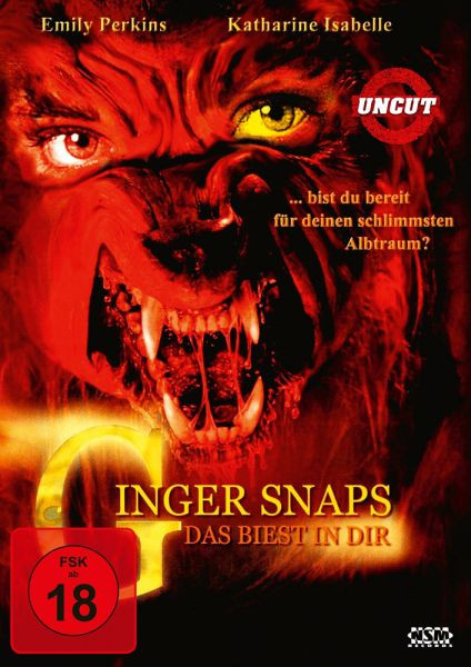 Ginger Snaps [DVD]