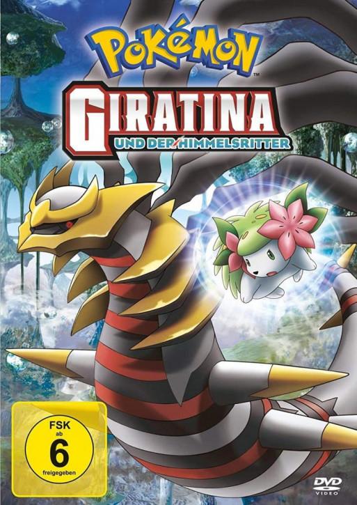 Pokemon 11 - Der Film: Giratina und der Himmelsritter [DVD]