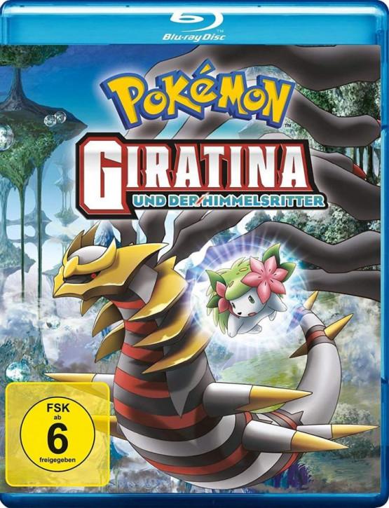 Pokemon 11 - Der Film: Giratina und der Himmelsritter [Blu-ray]