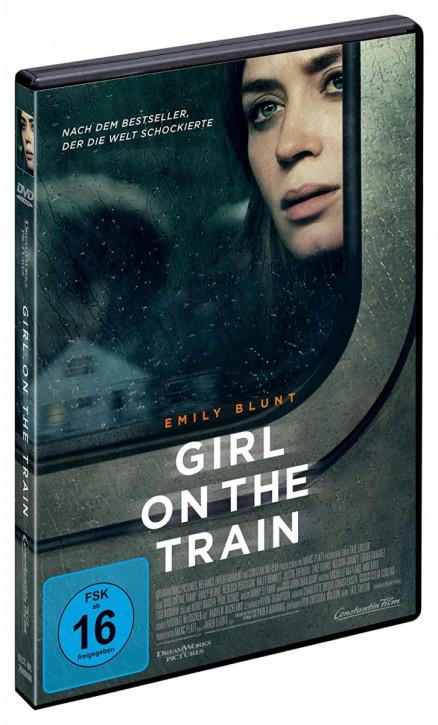 Girl on the Train [DVD]