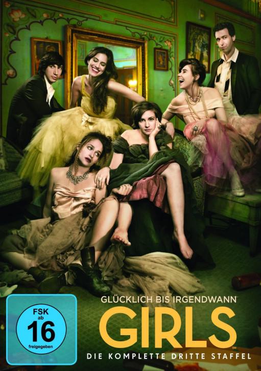Girls - Die komplette dritte Staffell [DVD]