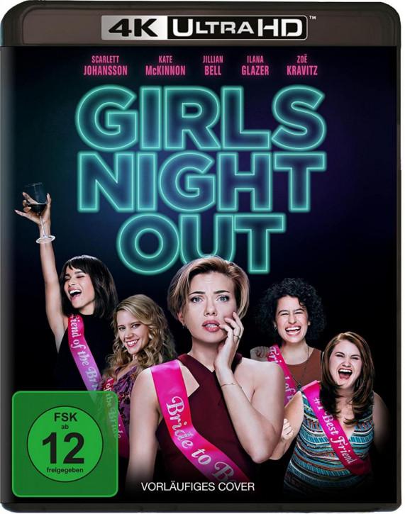 Girls Night Out [4K UHD+Blu-ray]