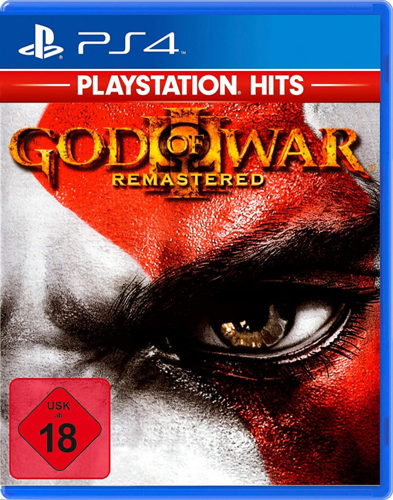 God of War 3 - Remastered PlayStation Hits [PS4]