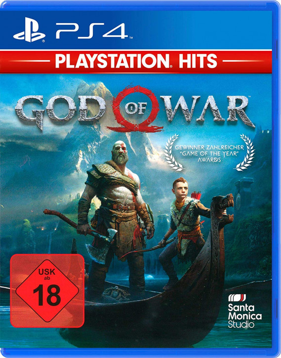 God of War - PlayStation Hits [PS4]