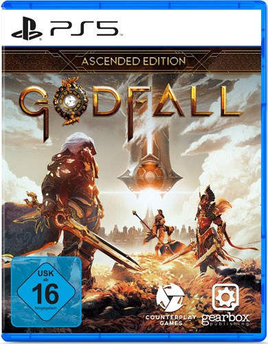 Godfall - Ascended Edition [PS5]