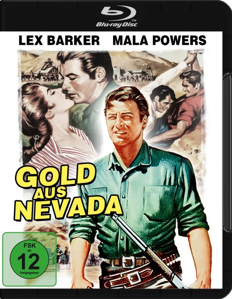 Gold aus Nevada [Blu-ray]