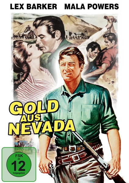 Gold aus Nevada [DVD]