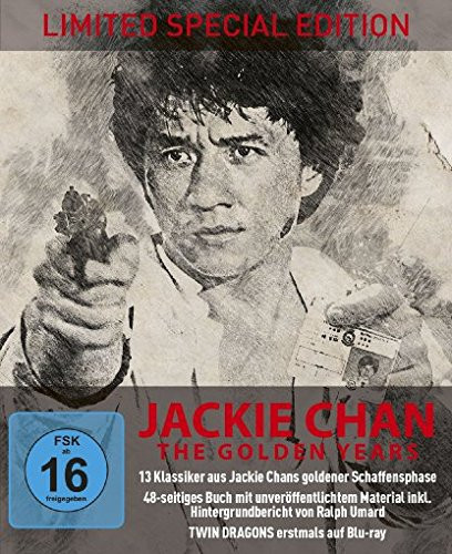 Jackie Chan - The Golden Years - Special Limited Edtion [Blu-ray]