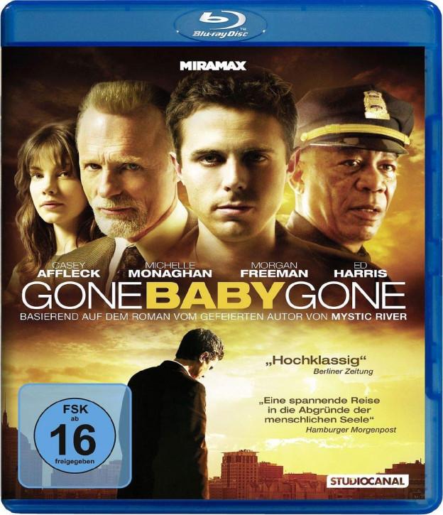 Gone Baby Gone - Kein Kinderspiel [Blu-ray]