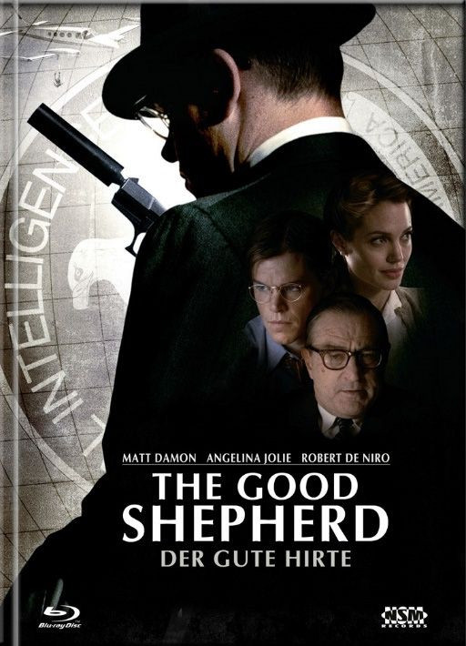 The good Shepherd (Der gute Hirte) - Limited Mediabook Edition - Cover B [Blu-ray+DVD]