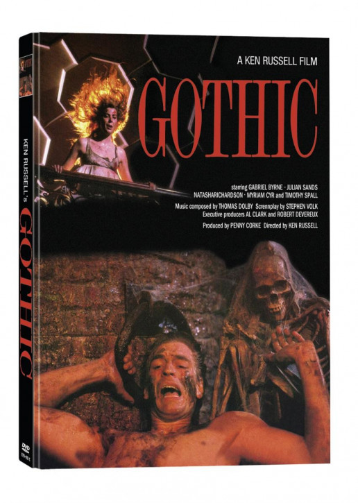 Gothic - Limited Mediabook Edition - Cover C [DVD]