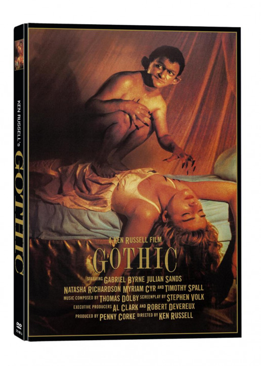 Gothic - Limited Mediabook Edition - Cover A [DVD]