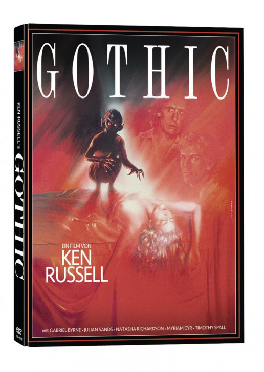 Gothic - Limited Mediabook Edition - Cover B [DVD]