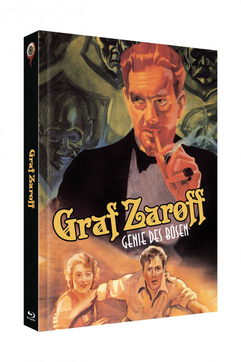 Graf Zaroff - Limited Collectors Edition Mediabook [Blu-ray+DVD]