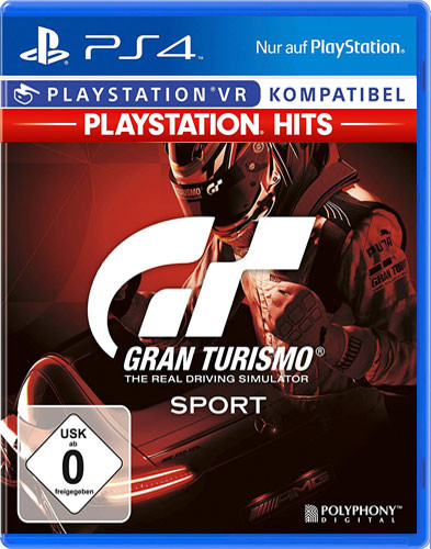 Gran Turismo Sport - PS Hits [PS4]